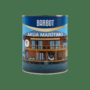 Barbot, Vernizes para decoração e proteção de madeiras, Akua Marítimo