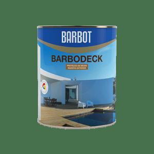 Barbot, Vernizes para decoração e proteção de madeiras, Barbodeck