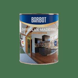Barbot, Vernizes para decoração e proteção de madeiras, Barbolux Madeiras Brilhante ou Acetinado
