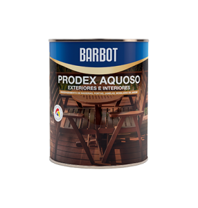 Prodex Water-Based, Wood and Metals, Varnishes Decoration and Protection of Wood, Tintas Barbot