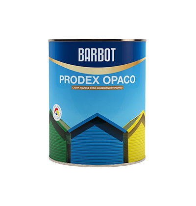 Prodex Opaque, Wood and Metals, Varnishes Decoration and Protection of Wood, Tintas Barbot
