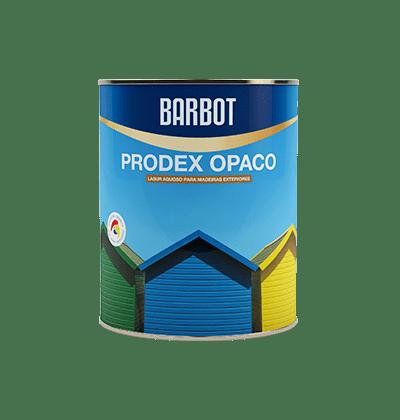 Prodex Opaco, Madeiras e Metais, Vernizes Decoração e Proteção Madeiras, Tintas Barbot
