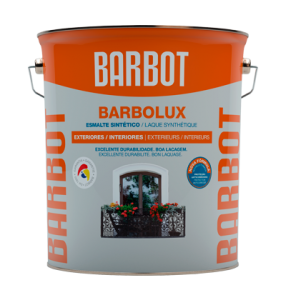 Barbolux Satin, Wood and Metals, Enamel Paint Wood and Metals, Tintas Barbot