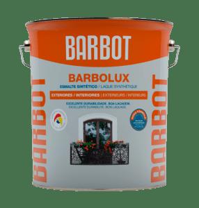 Barbolux Brillant, Bois et Metaux, Laque bois et métaux, Tintas Barbot