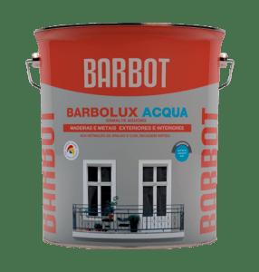 Barbolux Acqua Brillant, Bois et Metaux, Laque bois et métaux, Tintas Barbot