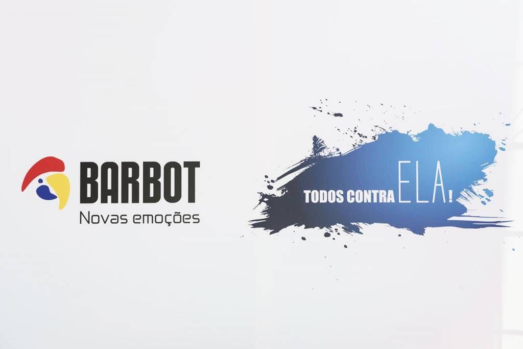 Tintas Barbot, Movimento Contra Ela, Projeto Solidário, Esclerose Lateral Amiotrófica
