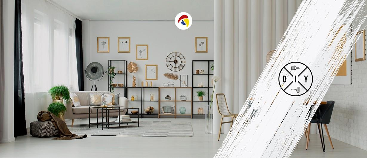 Tons de branco: com quantos pode pintar a sua casa?
