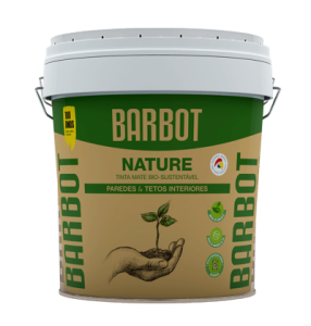 Barbot Nature, Paredes e Tetos, Tintas Lisas, Tintas Barbot